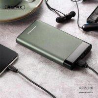 Pin Sạc Dự Phòng Remax RPP 120 Dung Lượng 10.000mAh, Màn Hình LCD Hiển Thị Pin - MSN181531