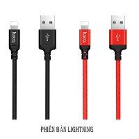 Cáp Sạc Lightning Hoco X14, Sạc Nhanh 2.0A Tương Thích Iphone, Ipad Dài 1M - MSN6388004