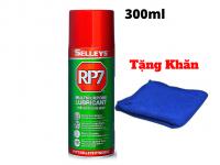 Chai Xịt Chống Rỉ Sét Và Bôi Trơn Selleys RP7 300ml Tặng Kèm Khăn - RP7-300