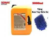 Nước Rửa Xe Sonax Gloss Shampoo concentrate 314500 5 lít