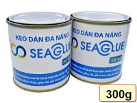 Keo Dán Nhựa, Dán Nhựa, Dán Giày, Dán Da, Dán Gỗ, Dán Mica Loãng Trong Suốt SeaGlue SG-45