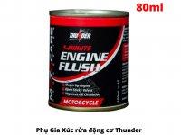 Dung dịch súc rửa động cơ Thunder Engine Flush 80ml - TEF100