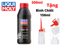 Nhớt Hộp Số (Nhớt Láp) Xe Tay Ga LIQUI MOLY 75W90 - 500ml Tặng Bình Chiết