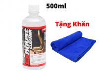 Dung Dịch Vệ Sinh Cổ Pô Siêu Sạch Lube71 EXHAUST CLEANER 500ml Tặng Khăn - LUBE71EC500