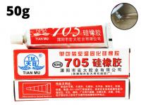 Keo Bảo Vệ Mạch Điện Tian Mu 705 Trong Suốt Chịu Nhiệt Chống Thấm Tốt 50g